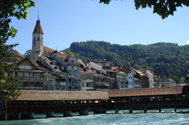 Hotels Thun und Umgebung