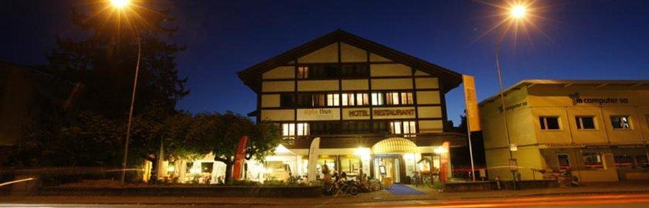 Hotel Alpha Thun