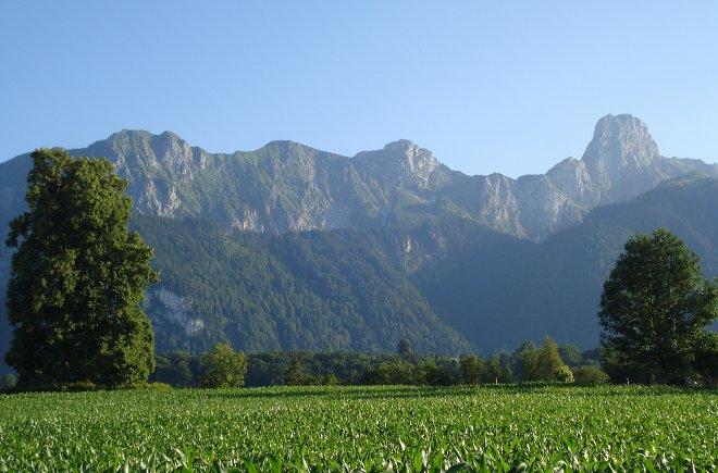 Berner Alpen Wandern