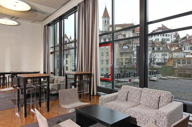 Freienhof bequeme Sitzgelegenheiten Lounge