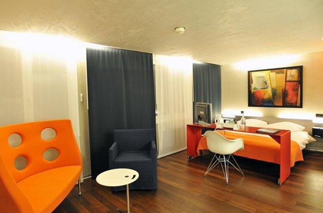 Zimmerausstattung Hotel Freienhof