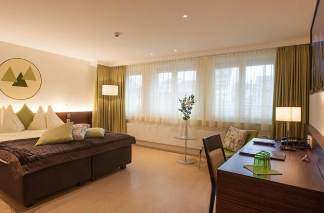 Grosses Zimmer im Hotel Krone