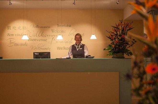 Hotel Krone freundliche Reception