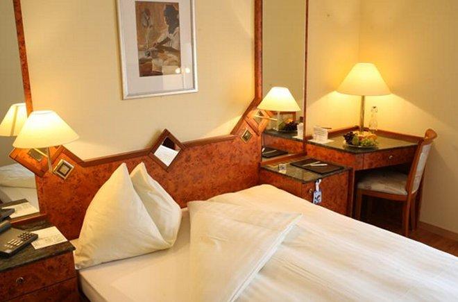 Zimmer im Hotel Krone