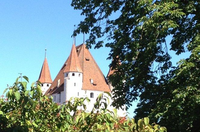 Schloss Thun Schlossberg